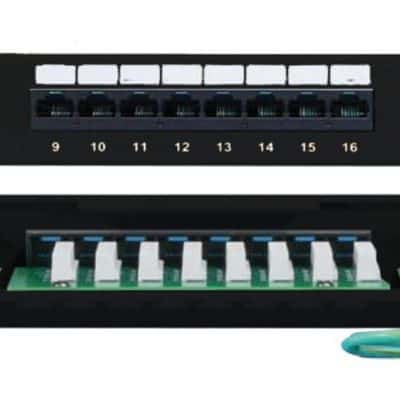 CAT5e 24 WAY PCB PANEL