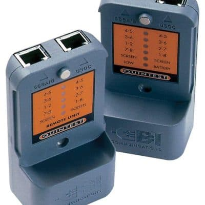 Quintest UTP/STP CABLE TESTER