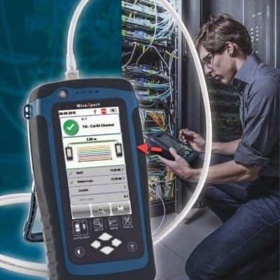Cable Tester Certifier