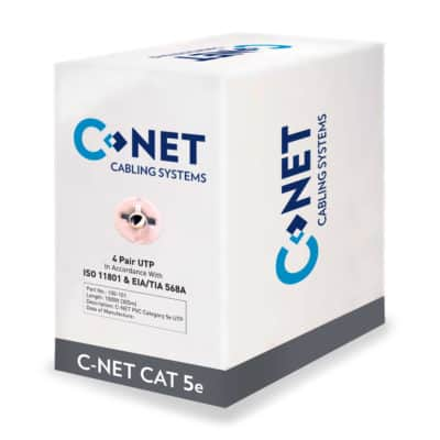 CNET CAT5E Box